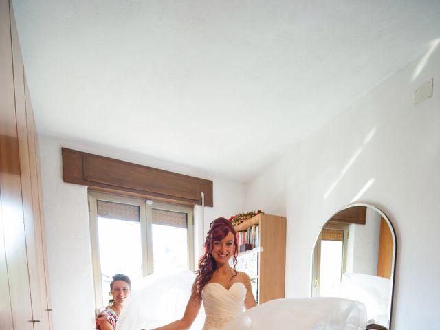 Il matrimonio di Alberto e Nadia a Cogollo del Cengio, Vicenza 11