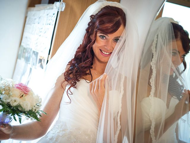 Il matrimonio di Alberto e Nadia a Cogollo del Cengio, Vicenza 12