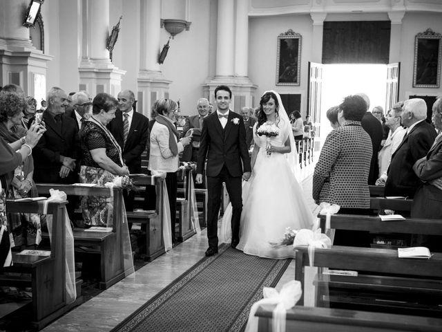 Il matrimonio di Alberto e Nadia a Cogollo del Cengio, Vicenza 20