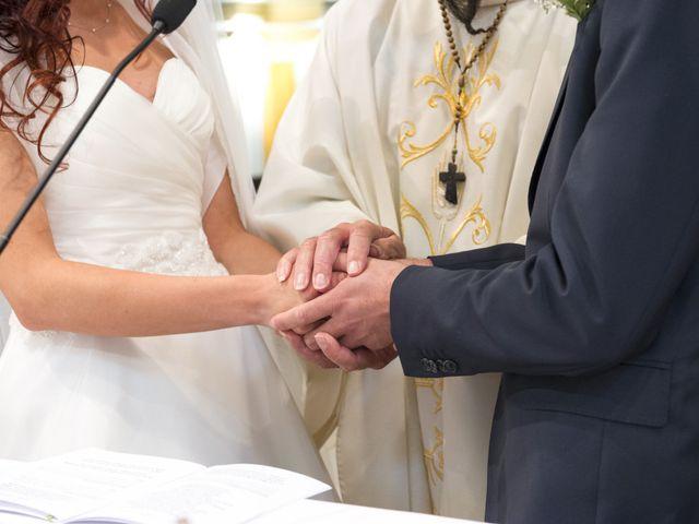 Il matrimonio di Alberto e Nadia a Cogollo del Cengio, Vicenza 25