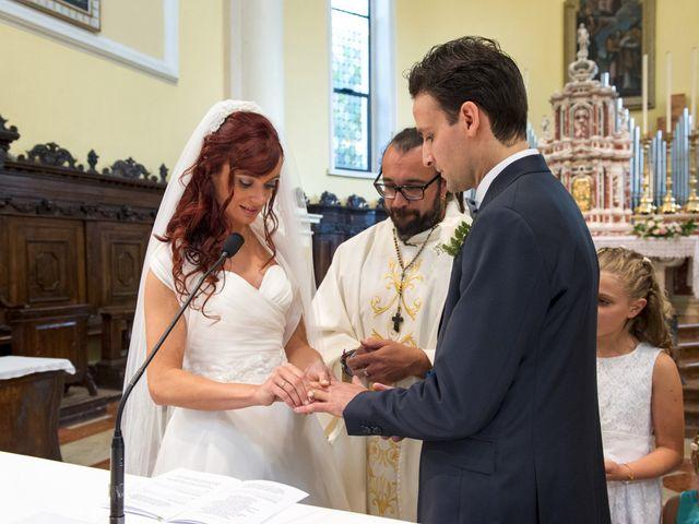 Il matrimonio di Alberto e Nadia a Cogollo del Cengio, Vicenza 28