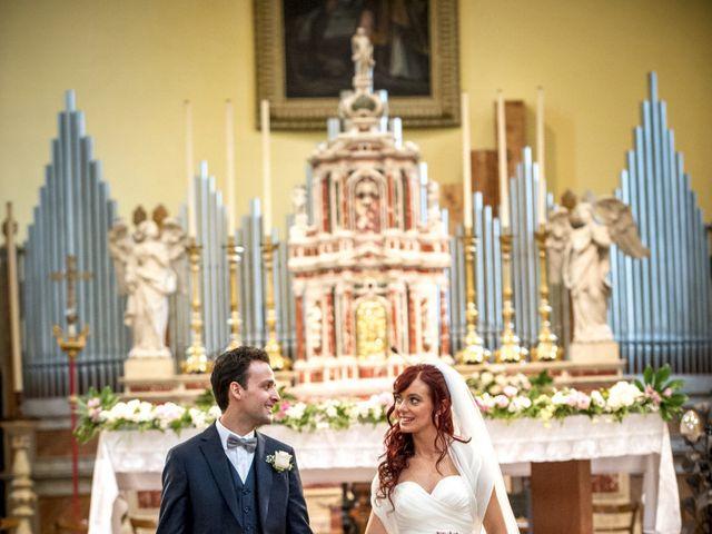 Il matrimonio di Alberto e Nadia a Cogollo del Cengio, Vicenza 35