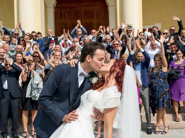 Il matrimonio di Alberto e Nadia a Cogollo del Cengio, Vicenza 37