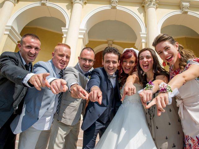 Il matrimonio di Alberto e Nadia a Cogollo del Cengio, Vicenza 38