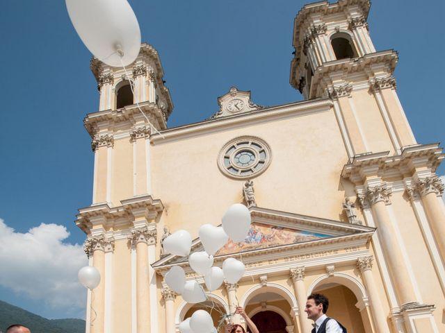 Il matrimonio di Alberto e Nadia a Cogollo del Cengio, Vicenza 39