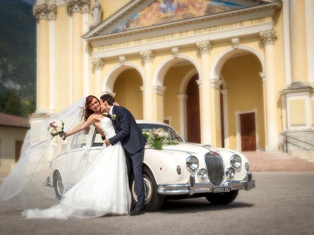 Il matrimonio di Alberto e Nadia a Cogollo del Cengio, Vicenza 40