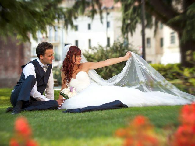 Il matrimonio di Alberto e Nadia a Cogollo del Cengio, Vicenza 46