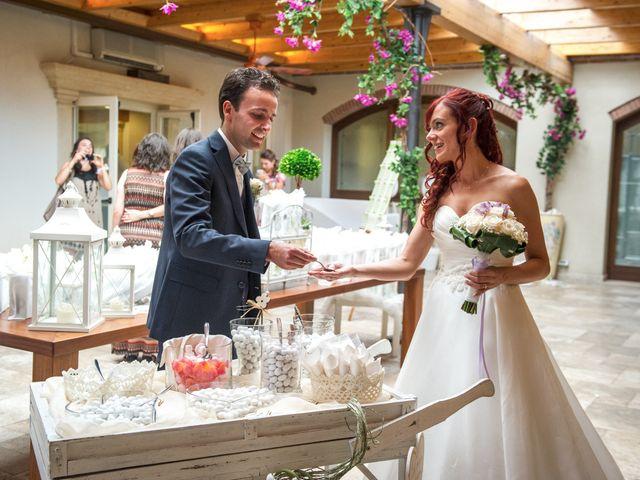 Il matrimonio di Alberto e Nadia a Cogollo del Cengio, Vicenza 59