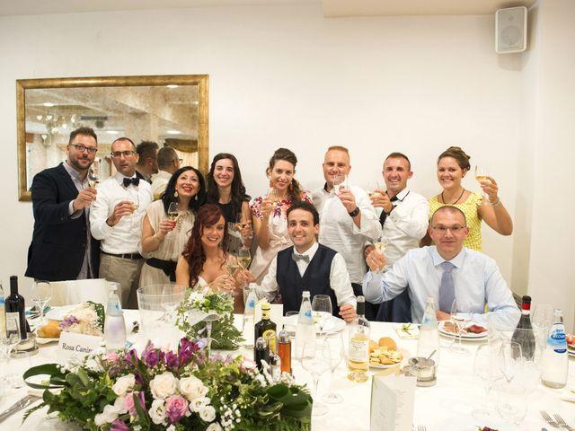 Il matrimonio di Alberto e Nadia a Cogollo del Cengio, Vicenza 63