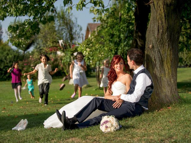 Il matrimonio di Alberto e Nadia a Cogollo del Cengio, Vicenza 73