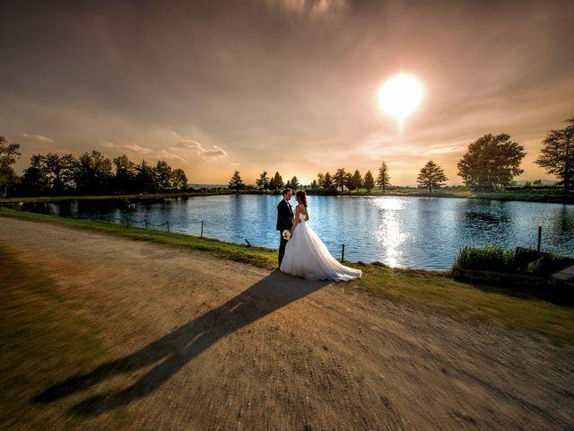 le nozze di Nadia e Alberto