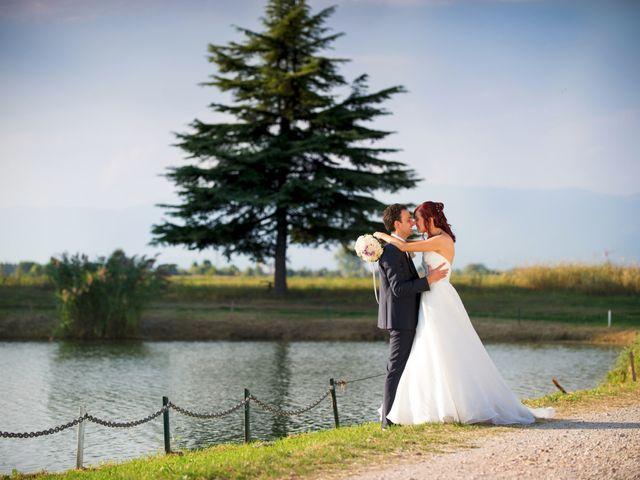 Il matrimonio di Alberto e Nadia a Cogollo del Cengio, Vicenza 78