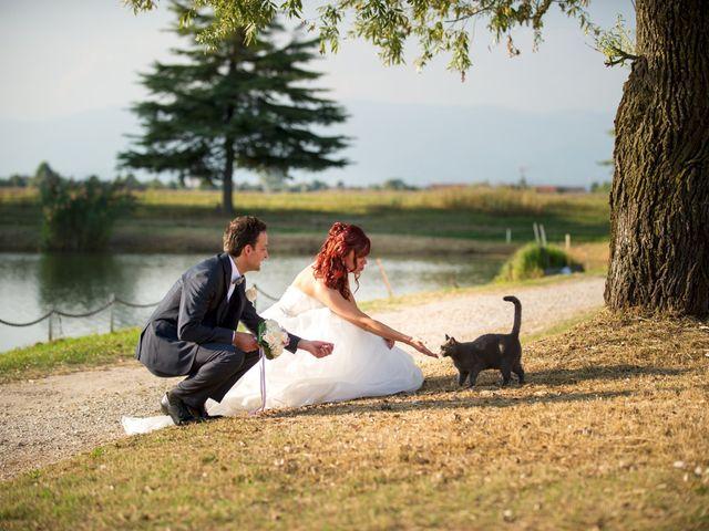 Il matrimonio di Alberto e Nadia a Cogollo del Cengio, Vicenza 79