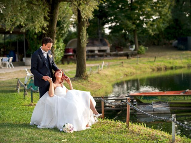 Il matrimonio di Alberto e Nadia a Cogollo del Cengio, Vicenza 80