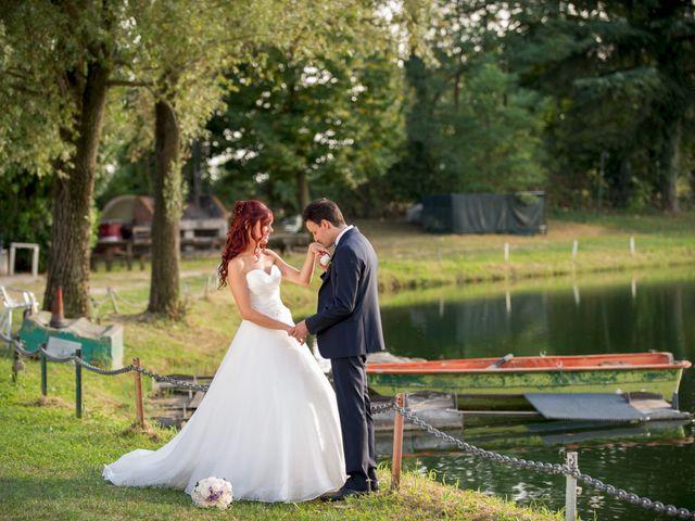Il matrimonio di Alberto e Nadia a Cogollo del Cengio, Vicenza 81