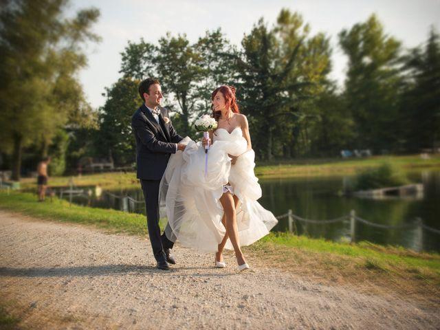 Il matrimonio di Alberto e Nadia a Cogollo del Cengio, Vicenza 83