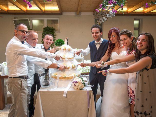 Il matrimonio di Alberto e Nadia a Cogollo del Cengio, Vicenza 86