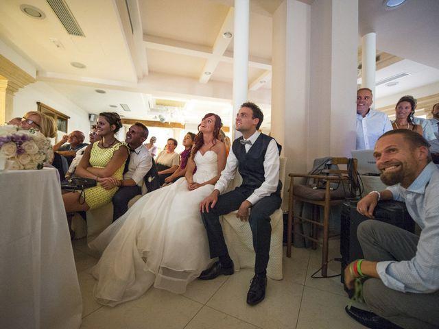 Il matrimonio di Alberto e Nadia a Cogollo del Cengio, Vicenza 90