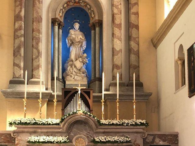 Il matrimonio di Angelo e Rosa a Torre del Greco, Napoli 11