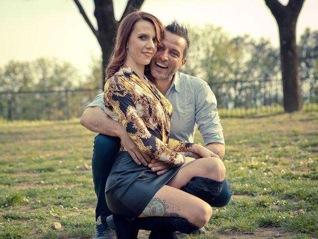 Il matrimonio di Fabio e Melissa a Palazzolo sull'Oglio, Brescia 3