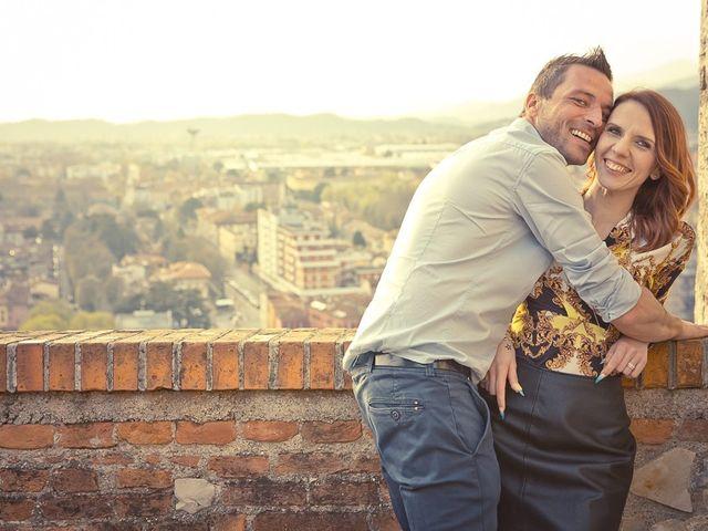 Il matrimonio di Fabio e Melissa a Palazzolo sull'Oglio, Brescia 11
