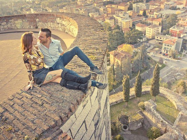 Il matrimonio di Fabio e Melissa a Palazzolo sull'Oglio, Brescia 12