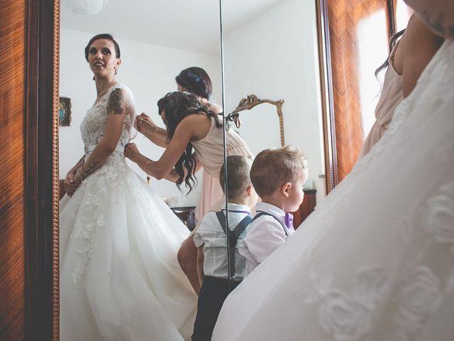 Il matrimonio di Fabio e Melissa a Palazzolo sull'Oglio, Brescia 70