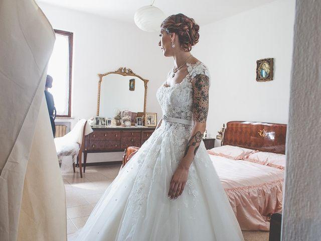 Il matrimonio di Fabio e Melissa a Palazzolo sull'Oglio, Brescia 71