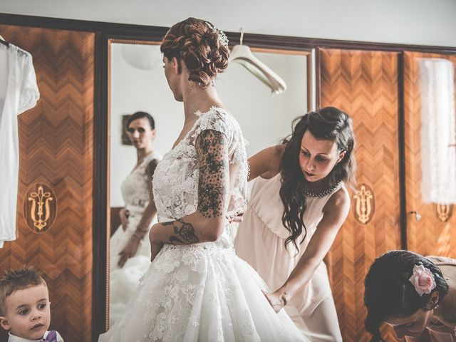 Il matrimonio di Fabio e Melissa a Palazzolo sull'Oglio, Brescia 86