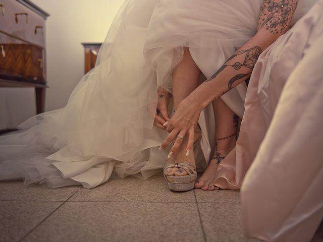Il matrimonio di Fabio e Melissa a Palazzolo sull'Oglio, Brescia 89