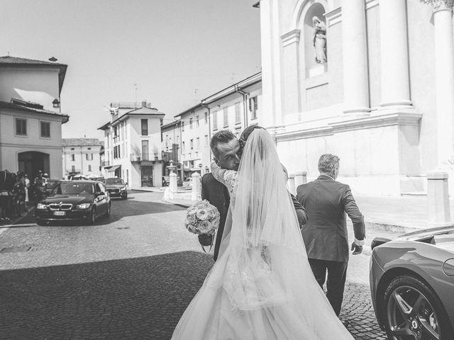 Il matrimonio di Fabio e Melissa a Palazzolo sull'Oglio, Brescia 97