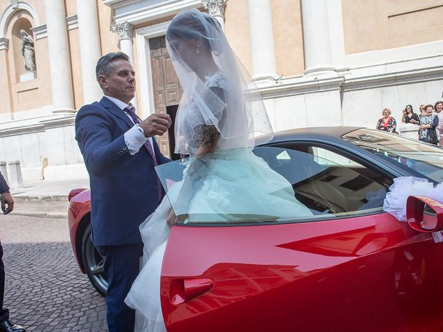 Il matrimonio di Fabio e Melissa a Palazzolo sull'Oglio, Brescia 100