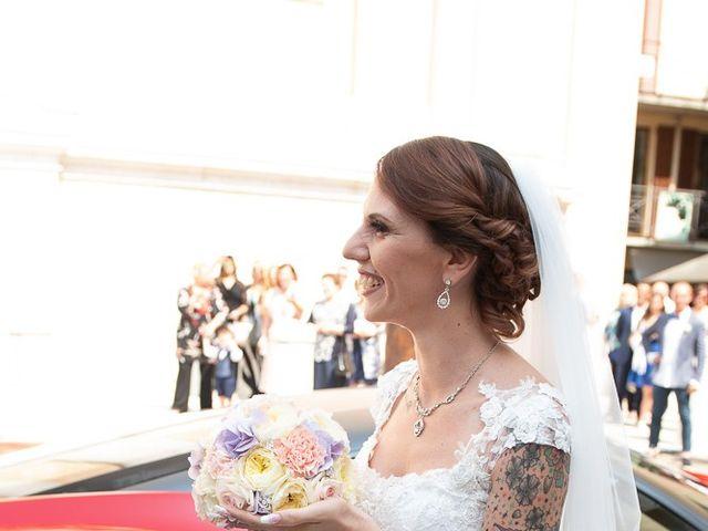 Il matrimonio di Fabio e Melissa a Palazzolo sull'Oglio, Brescia 105