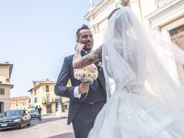 Il matrimonio di Fabio e Melissa a Palazzolo sull'Oglio, Brescia 107