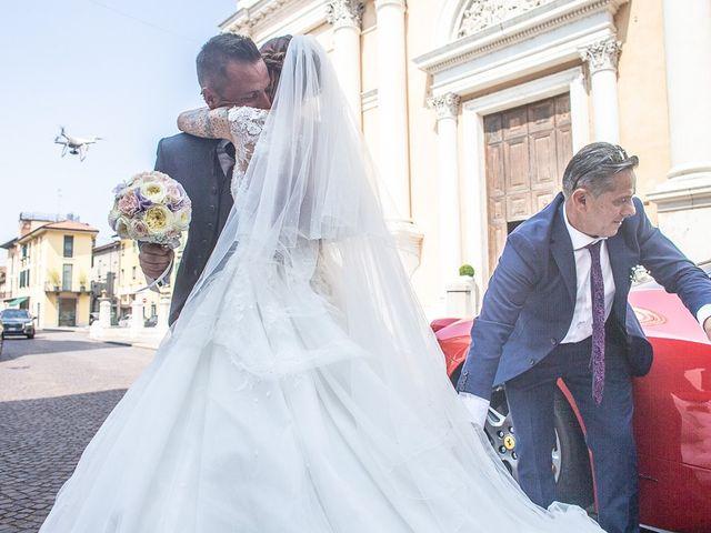 Il matrimonio di Fabio e Melissa a Palazzolo sull'Oglio, Brescia 108