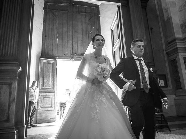 Il matrimonio di Fabio e Melissa a Palazzolo sull'Oglio, Brescia 112