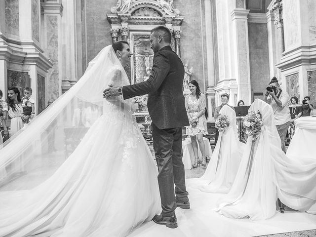 Il matrimonio di Fabio e Melissa a Palazzolo sull'Oglio, Brescia 114