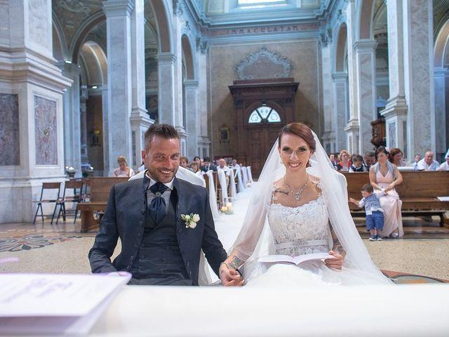 Il matrimonio di Fabio e Melissa a Palazzolo sull'Oglio, Brescia 115