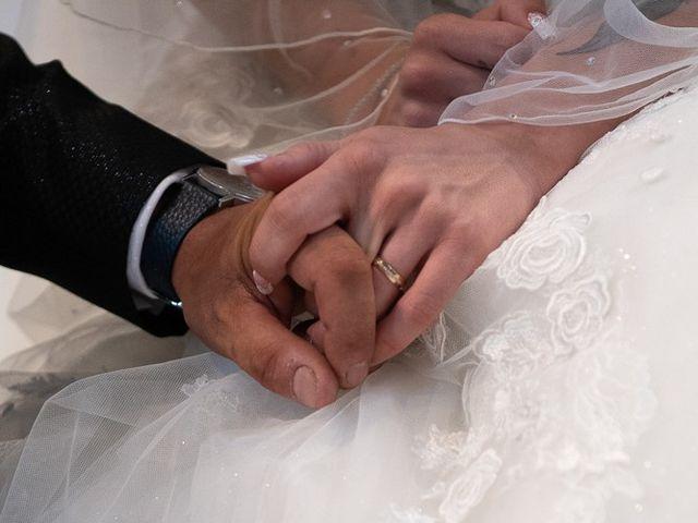 Il matrimonio di Fabio e Melissa a Palazzolo sull'Oglio, Brescia 117