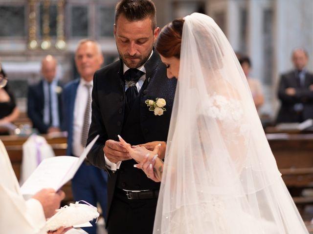 Il matrimonio di Fabio e Melissa a Palazzolo sull'Oglio, Brescia 119