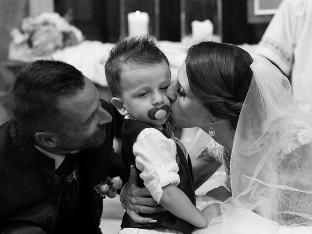 Il matrimonio di Fabio e Melissa a Palazzolo sull'Oglio, Brescia 121