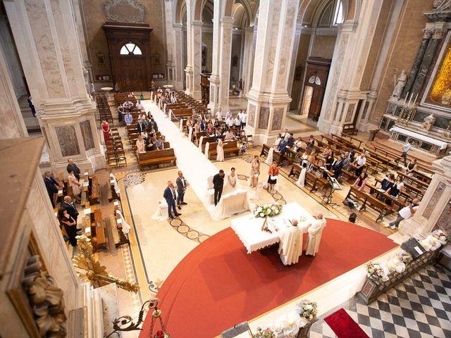 Il matrimonio di Fabio e Melissa a Palazzolo sull'Oglio, Brescia 122