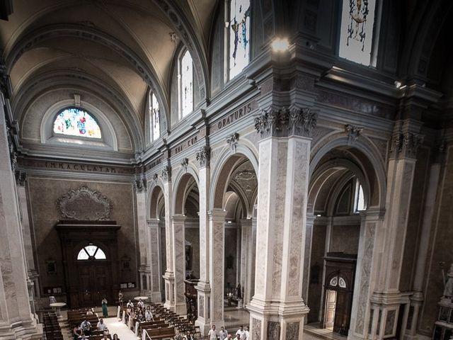 Il matrimonio di Fabio e Melissa a Palazzolo sull'Oglio, Brescia 123