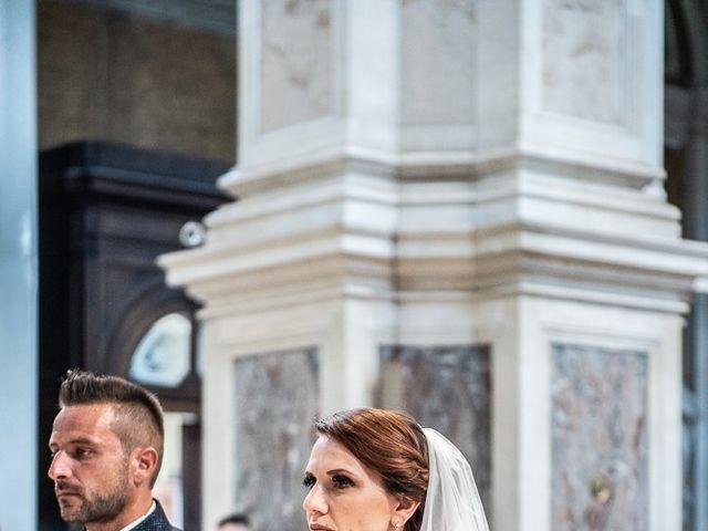 Il matrimonio di Fabio e Melissa a Palazzolo sull'Oglio, Brescia 124
