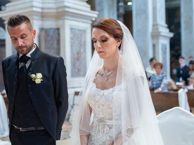Il matrimonio di Fabio e Melissa a Palazzolo sull'Oglio, Brescia 125