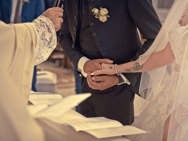 Il matrimonio di Fabio e Melissa a Palazzolo sull'Oglio, Brescia 126