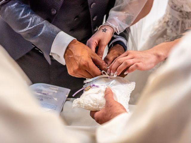 Il matrimonio di Fabio e Melissa a Palazzolo sull'Oglio, Brescia 127