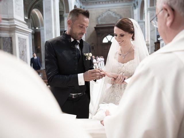 Il matrimonio di Fabio e Melissa a Palazzolo sull'Oglio, Brescia 128