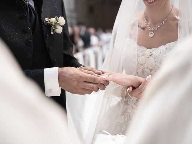Il matrimonio di Fabio e Melissa a Palazzolo sull'Oglio, Brescia 129