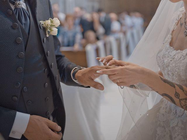 Il matrimonio di Fabio e Melissa a Palazzolo sull'Oglio, Brescia 130